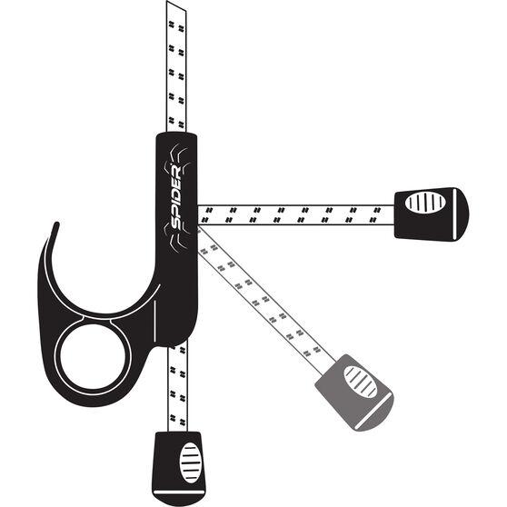 Spider Cord - Carabiner, 100cm, , scanz_hi-res