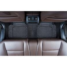 SCA Car Floor Mat - Black, Rear, Single Rear, , scanz_hi-res