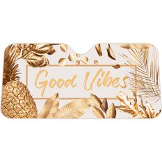 Good Vibes Sunshade -  Fashion, Accordion, Front, , scanz_hi-res