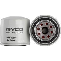 Ryco Oil Filter - Z125, , scanz_hi-res