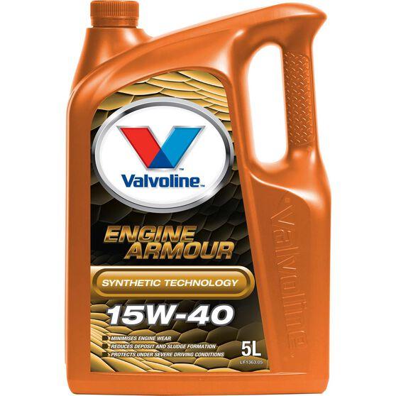 Valvoline Engine Armour Engine Oil - 15W-40 5 Litre, , scanz_hi-res