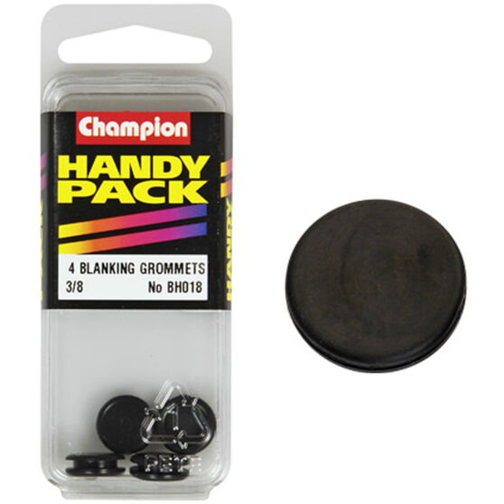 Champion Blanking Grommet - 3 / 8inch, BH018, Handy Pack, , scanz_hi-res