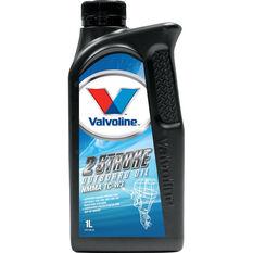 Valvoline 2 Stroke Outboard Oil - 1 Litre, , scanz_hi-res
