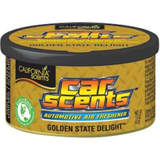 California Scents Car Scents Air Freshener - Golden Delight, 42g, , scanz_hi-res