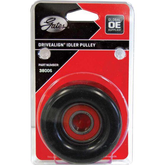 Drive Belt Pulley, , scanz_hi-res
