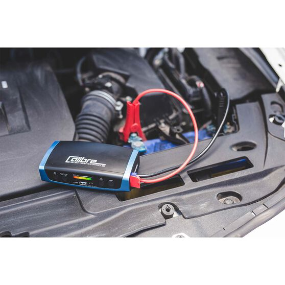 Calibre Mini Jump Starter - 12V, 3300mAh, , scanz_hi-res