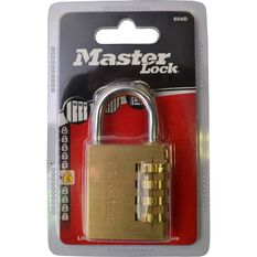Master Lock Padlock - Combination, 40mm, , scanz_hi-res