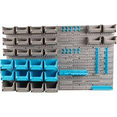 SCA Multifunction Plastic Organiser System - 44 Pieces, , scanz_hi-res