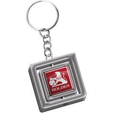 Holden Square Spinner Keyring, , scanz_hi-res