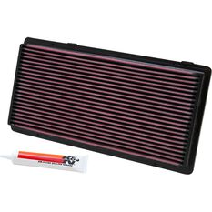 K and N Air Filter - 33-2122 (Interchangeable with A1331), , scanz_hi-res