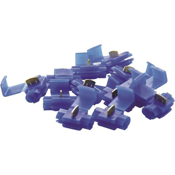 KT Cable Scotch Lock Blue - 1.5mm - 2.5mm, , scanz_hi-res
