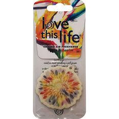 LTL Color Flower Air Freshener - Violet Lush, , scanz_hi-res