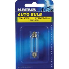 Narva Bulb - 12V, 21W, 15x44mm, , scanz_hi-res