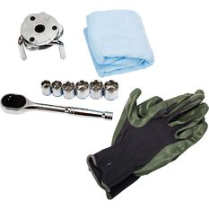 ToolPRO Oil Change Tool Kit 8 Piece, , scanz_hi-res