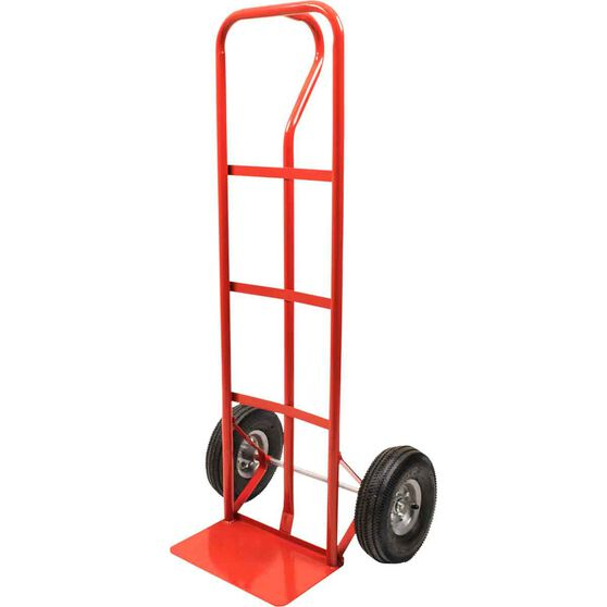 SCA Hand Trolley, Pneumatic Wheels - 250kg, , scanz_hi-res