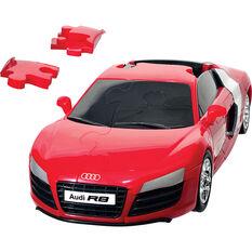 3D Audi R8 Car Puzzle - 1:32 Scale, , scanz_hi-res