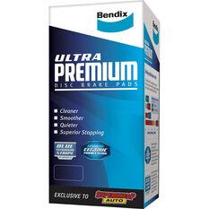 Bendix Ultra Premium Disc Brake Pads - DB1509UP, , scanz_hi-res
