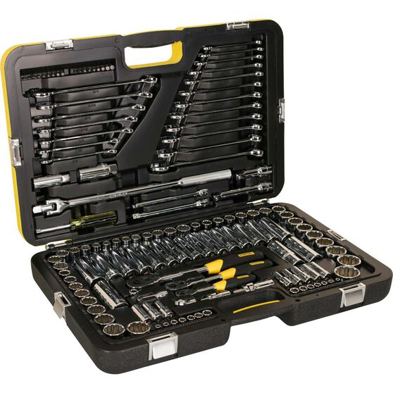 Stanley Tool Kit - 132 Piece, , scanz_hi-res