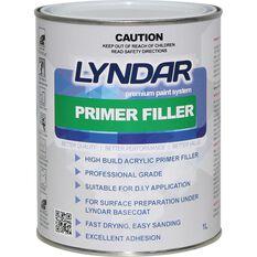 Lyndar Primer Filler - 1 Litre, , scanz_hi-res