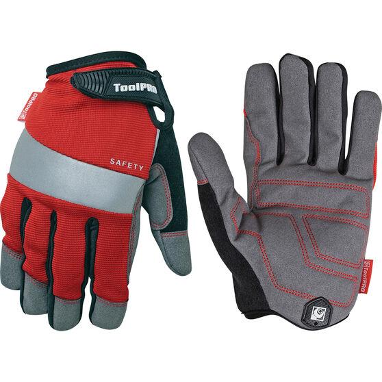 Work Gloves - Safety, Large, , scanz_hi-res