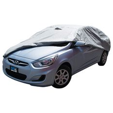 Coverall Waterproof Car Cover Gold Protection - Suits Medium Vehicles, , scanz_hi-res