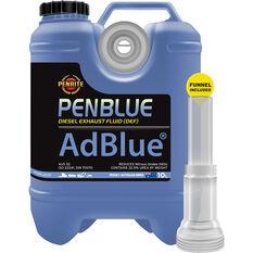 Penrite AdBlue DEF Diesel Exhaust Fluid 10 Litre, , scanz_hi-res