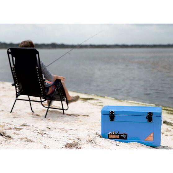 Ridge Ryder by Evakool Ice Box - Blue, 47 Litre, , scanz_hi-res