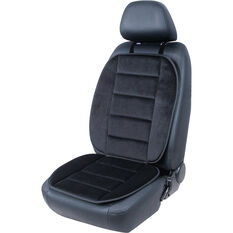 Cabin Crew Velour Seat cushion - Black Single, , scanz_hi-res