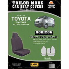 Ilana Horizon Tailor Made Pack for Toyota HiAce LWB Van 03/05 - 01/14, , scanz_hi-res