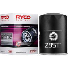Ryco Syntec Oil Filter (Interchangeable with Z9) - Z9ST, , scanz_hi-res