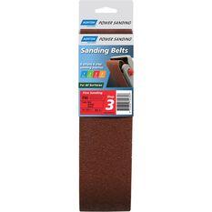 Norton Sanding Belt - 80 Grit, 2 Pack, , scanz_hi-res