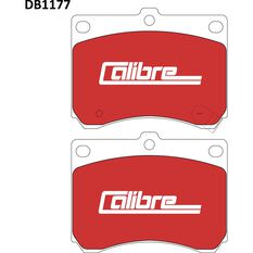 Calibre Disc Brake Pads - DB1177CAL, , scanz_hi-res