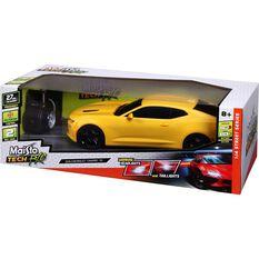 Remote Control Car - Chevrolet Camaro, 1:14 Scale, , scanz_hi-res