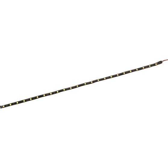 Strip Lighting - 60cm, Flexible, Black, , scanz_hi-res