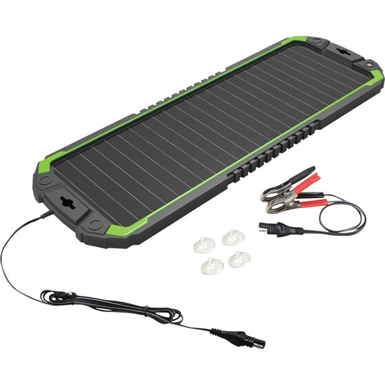 SCA Solar Maintenance Charger - 1.5W, , scanz_hi-res