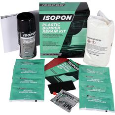 Isopon Plastic Bumper Repair Kit, , scanz_hi-res