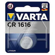 Varta Lithium Coin Battery - CR1616, 1 Pack, , scanz_hi-res