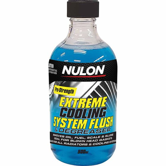 Nulon Extreme Cooling System Flush 500mL, , scanz_hi-res