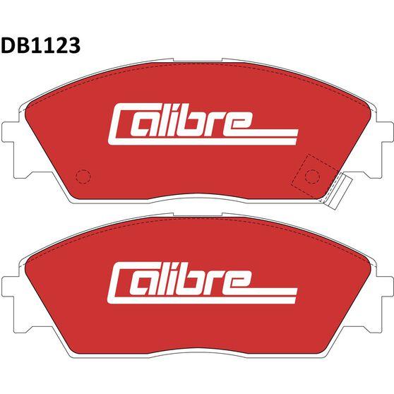 Calibre Disc Brake Pads - DB1123CAL, , scanz_hi-res