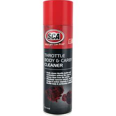 SCA Throttle Body and Carby Cleaner 400g, , scanz_hi-res