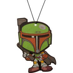 Air Freshener Wiggle Star Wars Boba Fett, , scanz_hi-res