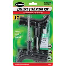 Slime Tyre Repair Kit - Tyre Reamer, 11 Piece, , scanz_hi-res