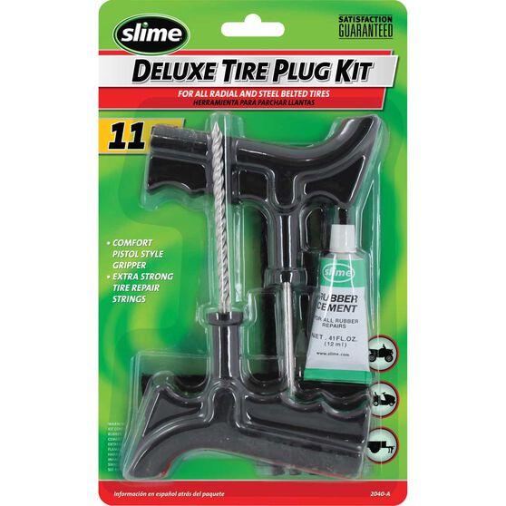 Slime Tyre Repair Kit - Tyre Reamer, 11 Piece, , scanz_hi-res