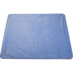 Cabin Crew Kids Travel Blanket Blue/Grey, , scanz_hi-res