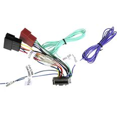 Harness ISO Wiring Harness to Suit JVC Kenwood - APP8KE4, , scanz_hi-res