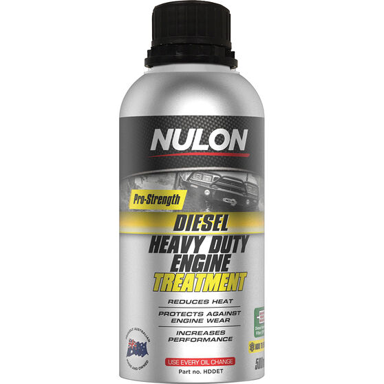 Nulon Pro Strength Heavy Duty Diesel Engine Treatment - 500mL, , scanz_hi-res