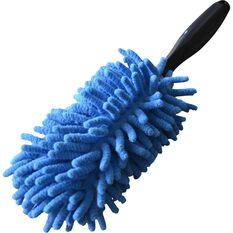 SCA Microfibre Noodle Brush - Blue, , scanz_hi-res