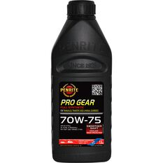 Penrite Pro Gear Oil - 70W-75, 1 Litre, , scanz_hi-res