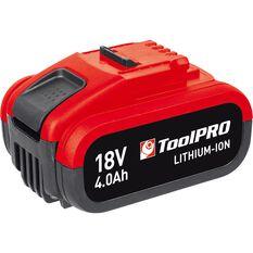 ToolPRO 4.0Ah Battery Pack - 18V, 4Ah, , scanz_hi-res