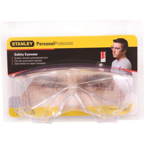 Polysafe Safety Glasses - Clear Lens, , scanz_hi-res